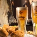 Museu da Cerveja - Pastel de Bacalhau com Queijo da Serra