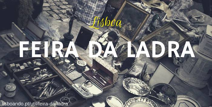 Feira da Ladra Lisboa