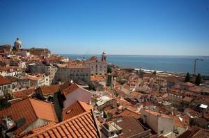 Bairro Alfama Lisboa
