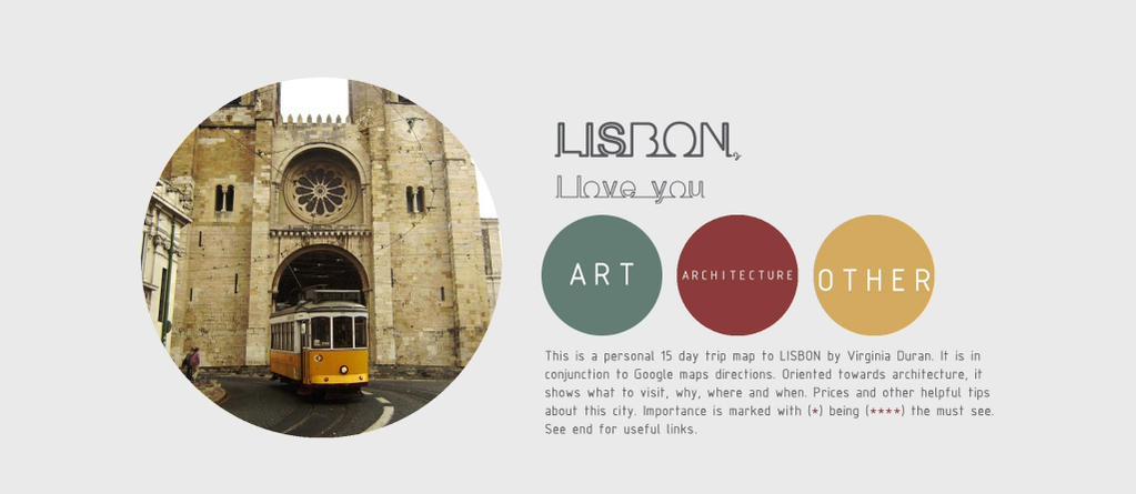 Guia de Arquitectura de Lisboa - Virginia Duran