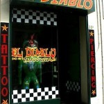 El Diablo Tattoo Club Lisboa