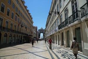 Baixa Pombalina Lisboa