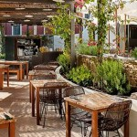 Pizzeria ZeroZero Lisboa - Esplanada
